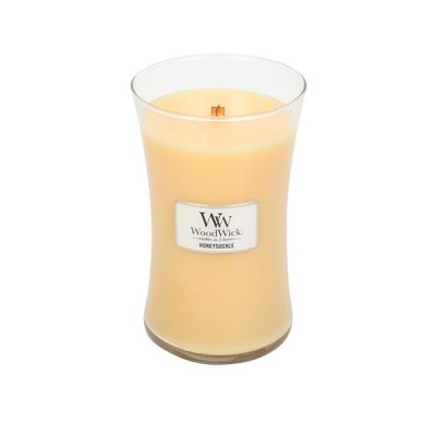 Woodwick Honey Suckle Large Candle