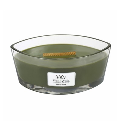 Woodwick Frasier Fir Candle Ellips