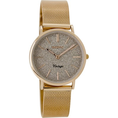 OOZOO Vintage horloge Rose 32mm