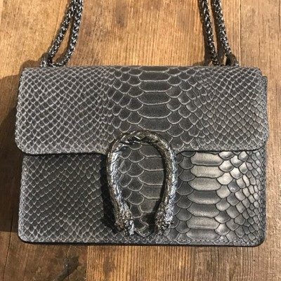 Inspired Bag snake grey