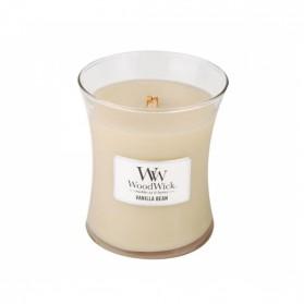 Woodwick Vanilla Bean Candle Medium