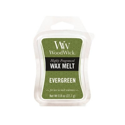 Woodwick Evergreen Wax Melt