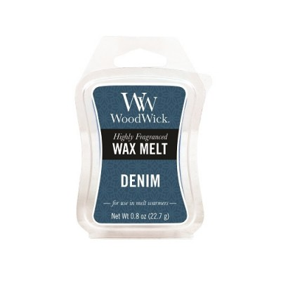 Woodwick Denim Wax Melt