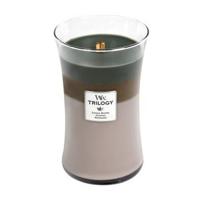 WoodWick Cozy Cabin Trilogy Large Candle