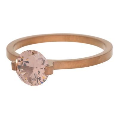 iXXXi Ring Glamour Stone Smoked Topaz R4201-9