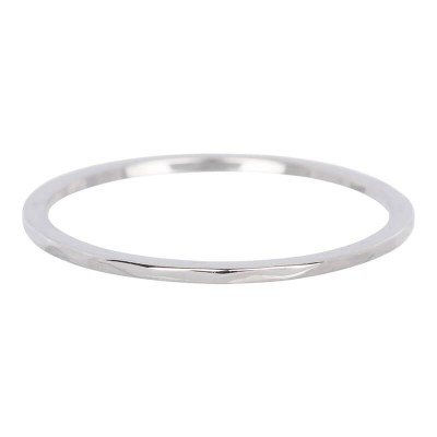 iXXXi Wave ring 1mm zilver