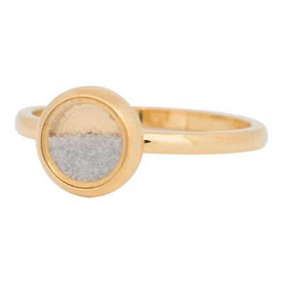 iXXXi Ring With Sand goud R4318-1
