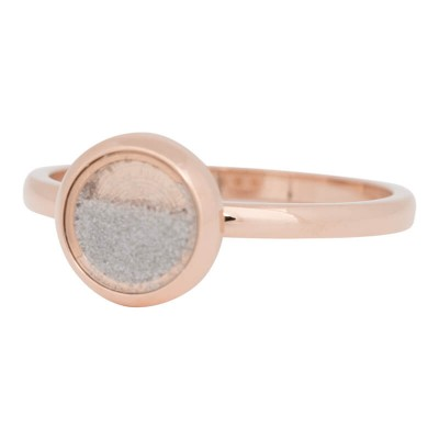 iXXXi Ring With Sand rose R4318-2