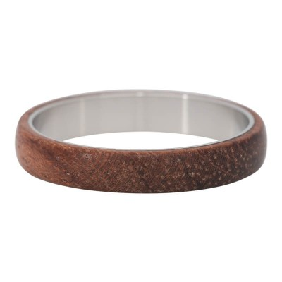 iXXXi Ring Wood Dark Brown 4mm
