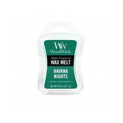 Woodwick Havana Nights Wax Melt