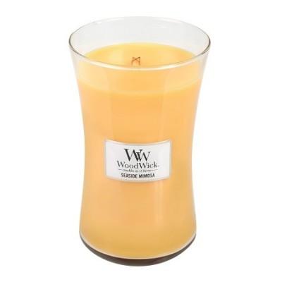 Woodwick Seaside Mimosa Large Candle