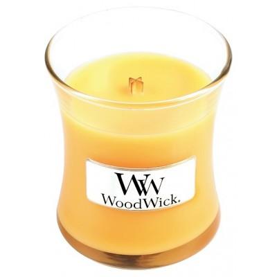 Woodwick Seaside Mimosa Mini Candle