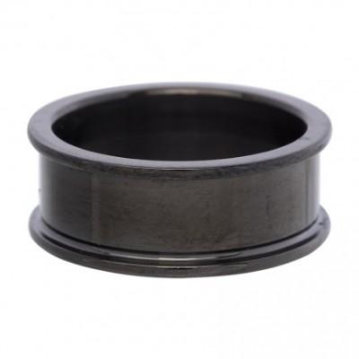 IXXXI Basisring Zwart 8mm