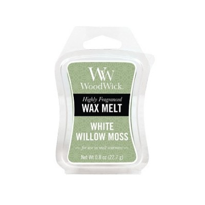 Woodwick White Willow Moss Wax Melt