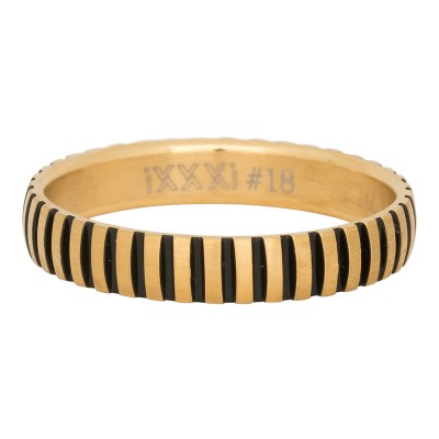 iXXXi Piano Ring Goud 4mm