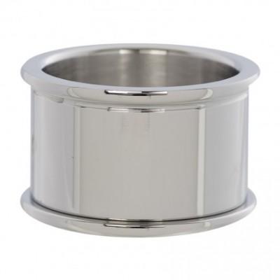 IXXXI Basisring Zilver 12mm