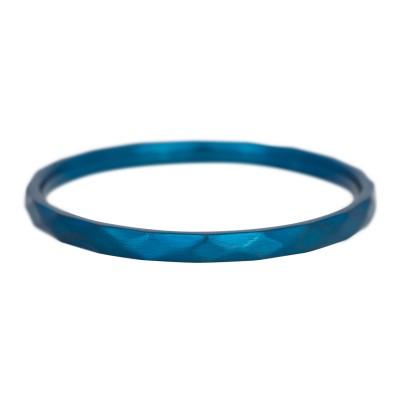 iXXXi Hammerite ring 2mm blauw