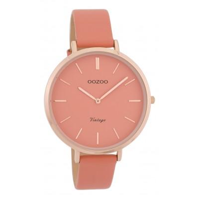 OOZOO Vintage horloge Roze 40mm C9806