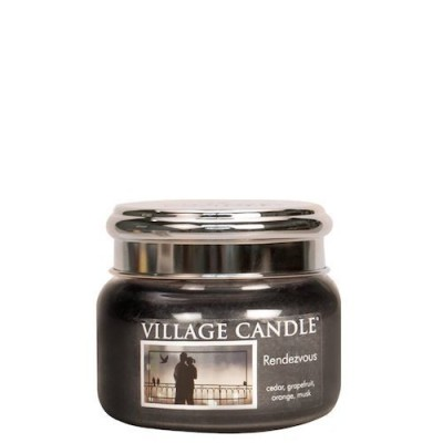 Village Candle Small Jar Rendezvous