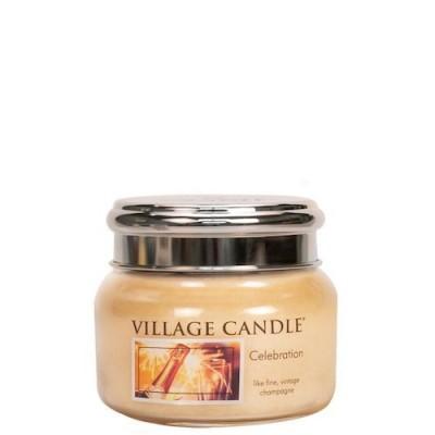 Village Candle Small Jar Celebration