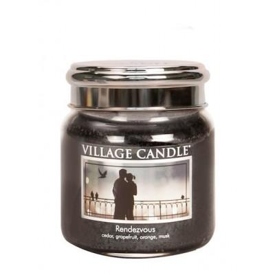 Village Candle Medium Jar Rendezvous