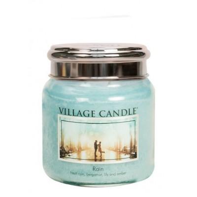 Village Candle Medium Jar Rain
