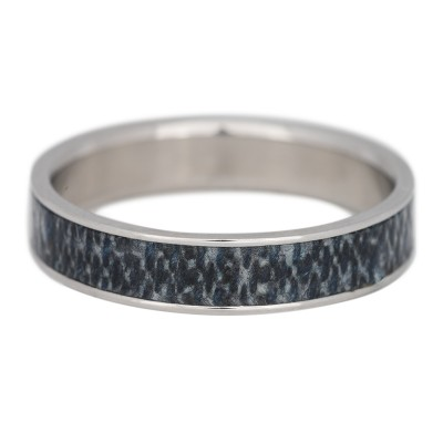 iXXXi Jeans ring 6mm zilver