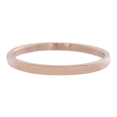 iXXXi ring Smal Glad Rose 2mm