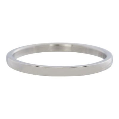 iXXXi ring Smal Glad Zilver 2mm
