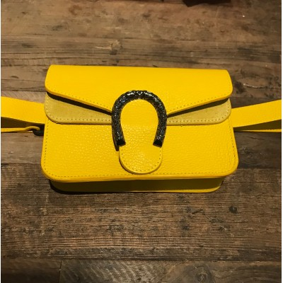 Inspired Belt Bag Yellow