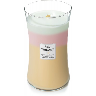 Summer Sweets Trilogy  Large Candle