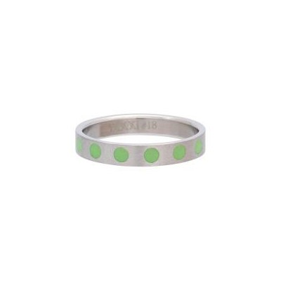 iXXXi Round Green ring 4 mm