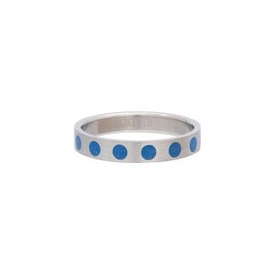iXXXi Round Blue ring 4 mm