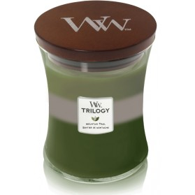 Woodwick Mountain Trail Trilogy Medium Candle