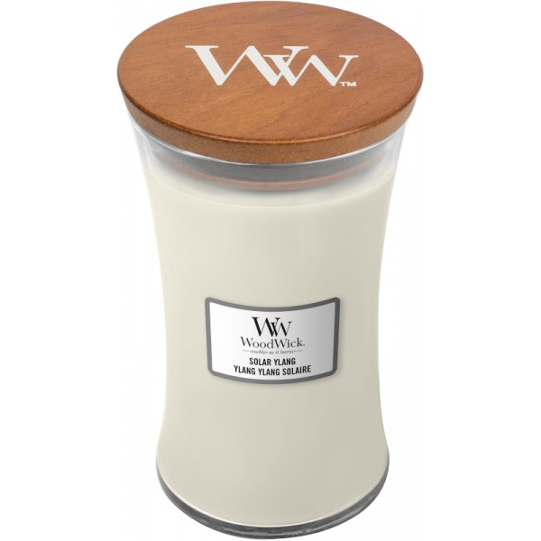 Woodwick Solar Ylang Large Candle