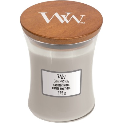 Woodwick Sacred Smoke Candle Medium