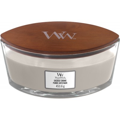 Woodwick Sacred Smoke Candle Ellips
