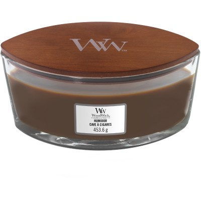 Woodwick Humidor Candle Ellips