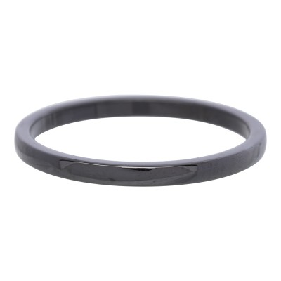 ixxxi Ring Black Ceramic