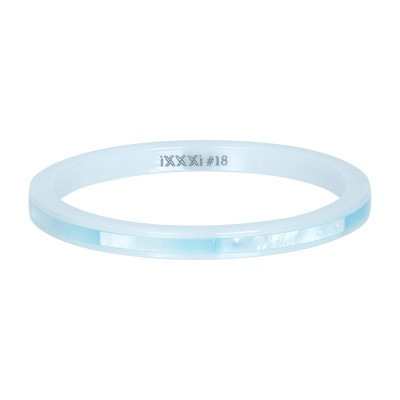 iXXXi Ceramic Blue Shell 2mm