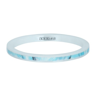 iXXXi Ceramic Blue paradise 2mm