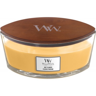Woodwick Oat Flower Candle Ellips