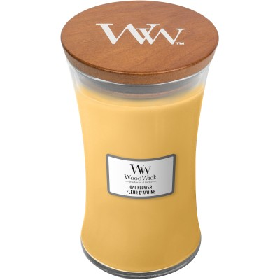 Woodwick Oat Flower Large Candle