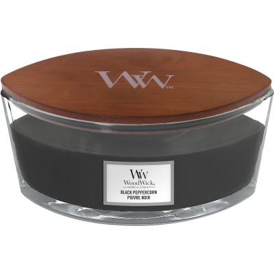 Woodwick  Black Peppercorn Candle Ellips