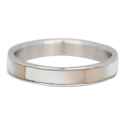 iXXXi Ring Shell Silver