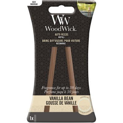Woodwick Auto Reed Refill Vanilla Bean