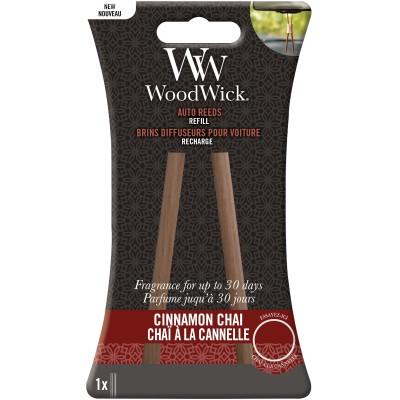 Woodwick Auto Reed Refill Cinnamon Chai