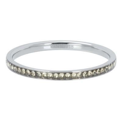 iXXXi Zirconia Ring 2mm Blond Flare
