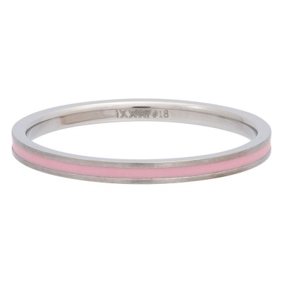 iXXXi ring Line Pink 2mm