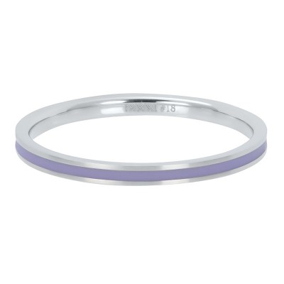 iXXXi ring Line Purple 2mm